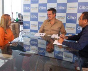 Ciro garante liberação de recursos para a saúde de Guadalupe e outros  municípios