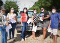 Prefeitura de Guadalupe distribui estoque da merenda escolar para famílias dos alunos da rede municipal