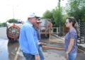 Guadalupe faz a sanitização de suas ruas e logradouros públicos