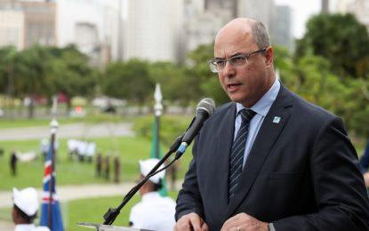 PF faz buscas contra governador do RJ, Wilson Witzel, em investigação sobre hospitais de campanha