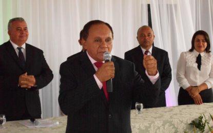 Prefeito Pedro Nunes  informa o cancelamento de festividades no novenário da  Padroeira de Marcos Parente
