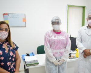 O município de Guadalupe segue sem nenhum caso de coronavírus.