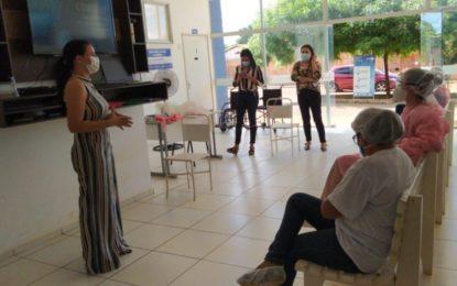 Secretaria de Saúde de Marcos Parente notifica o quarto caso da Covid-19