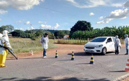 Prefeitura de Marcos Parente intensifica ações contra a Covid-19