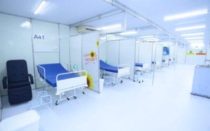 Governo do Piauí entrega Hospital de Campanha do Verdão e amplia rede de atendimento