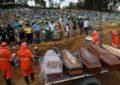 Brasil tem quase 500 mil casos confirmados e 28.834 mortes pela Covid-19