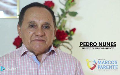 Prefeitura de Marcos Parente emite novo boletim sobre a Covid-19 no município.