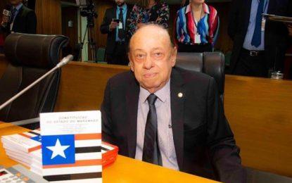 Deputado estadual do Maranhão, morre aos 80 anos vítima de Covid-19