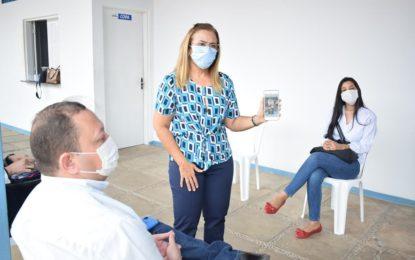 Guadalupe notifica o décimo caso positivo da Covid-19.