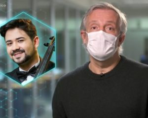 Morte de músico piauiense por Covid-19 repercute no Fantástico da TV Globo