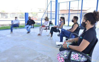 Saúde de Floriano apresenta protocolo de reabertura para academias