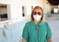 Prefeita de Guadalupe acompanha andamento das obras nas escolas da rede municipal