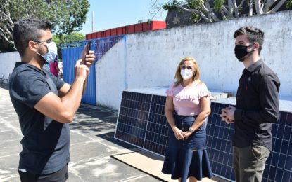 Prefeitura de Guadalupe anuncia o início da instalação do sistema de energia solar nas escolas municipais