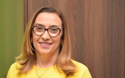 Prefeita de Guadalupe informa que testou positivo para a Covid-19