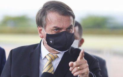 Idade e estresse são fatores de risco para Bolsonaro na infecção pelo coronavírus
