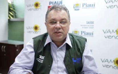 Piauí registra 32 mortes em 24h e se aproxima de 1 mil