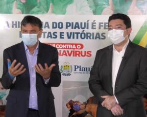Governador W. Dias autoriza 156 obras pelo Educar Piauí