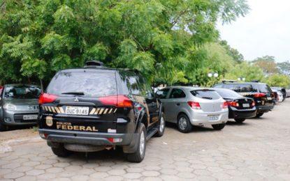 Polícia Federal deflagra a 3ª fase da Operação Topique na Seduc