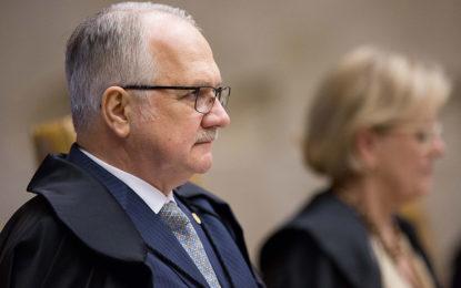 PGR avalia que decisão de Fachin não atinge dados de Curitiba