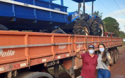 Vereadora Rayanna garante Patrulha Mecanizada para as comunidades de Jatobá dos Noletos e região