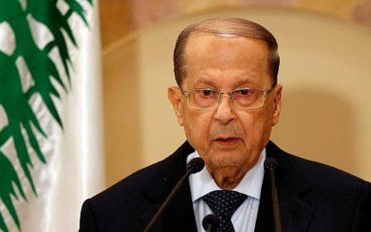 Presidente do Líbano diz que vai pedir estado de emergência em Beirute