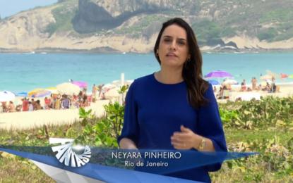 Jornalista Neyara Pinheiro, repórter da Globo no Piauí, deixa a TV Clube