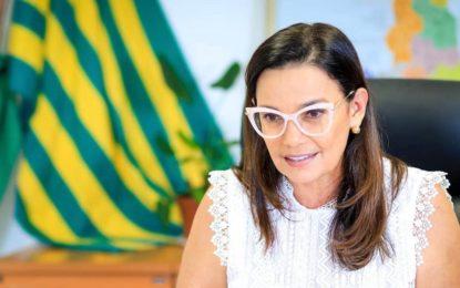 Secretária de Meio Ambiente do Piauí, Sádia Castro está isolada com Covid-19