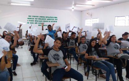 Educação de Marcos Parente comemora os bons resultados no IDEB