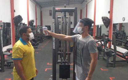 Academia HB Fitness reabrirá em Guadalupe no próximo dia 08, priorizando a segurança e saúde de todos