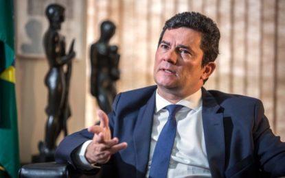 PF intima Moro a depor no dia 2 de outubro sobre atos antidemocráticos