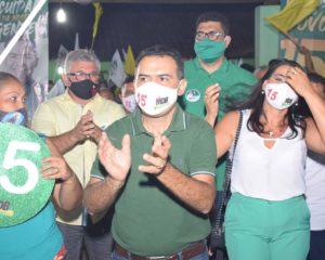 MDB homologa candidatura de Wallem Mousinho e Surama pelo grupo de oposição em Guadalupe