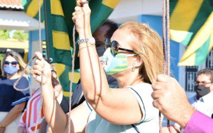 Guadalupe comemora a Independência do Brasil com ato cívico
