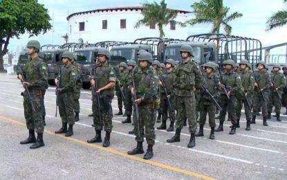 47 zonas eleitorais já pediram reforço de forças federais para eleição no Piauí