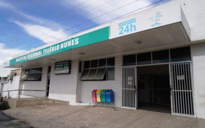 HTN de Floriano recebe mais cinco novos leitos de UTI