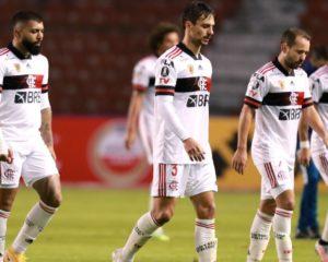 Jogadores do Flamengo testam positivo para Covid-19
