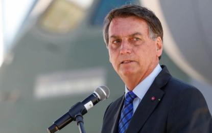 Não vou interferir no mercado, diz Bolsonaro sobre preço do arroz