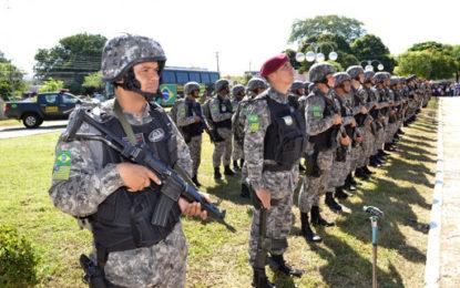 Mais de 5 mil policiais farão segurança das eleições 2020 no Piauí
