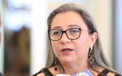 Prefeita e professora Vilma Amorim nunca atingiu metas do Ideb