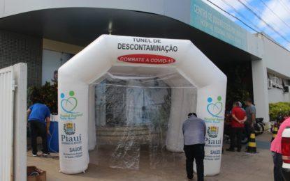 Floriano registra 35 novos infectados e chega a 1.887 casos confirmados