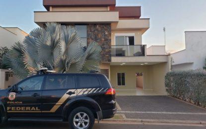 Polícia Federal faz operação contra fraude no FGTS