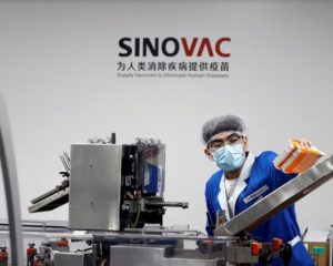 MS anuncia que vai comprar a vacina chinesa