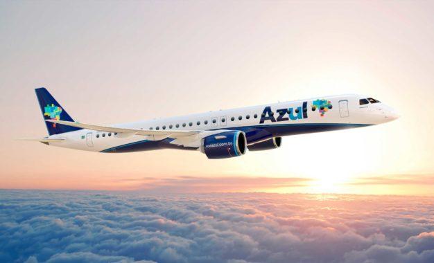 Azul volta a operar no aeroporto de Parnaíba a partir de dezembro