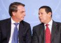 Bolsonaro não quer ter Mourão como vice na disputa para reeleição, diz jornal