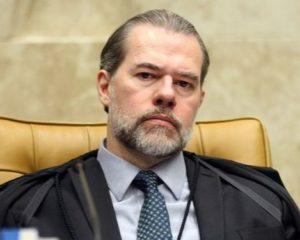 Ministro do STF Dias Toffoli está com Covid-19