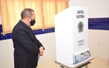 Proibição de aglomeração  em Guadalupe pós eleição não foi aceita por representantes de partidos/coligações