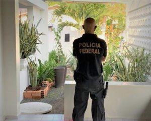 Barras: PF cumpre mandados e investiga corrupção eleitoral