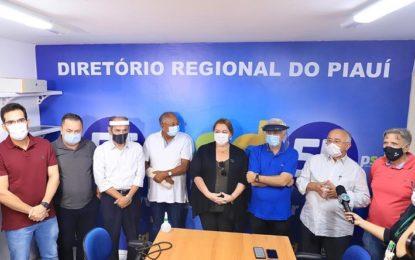 PSD oficializa apoio a Dr. Pessoa no 2º turno em Teresina
