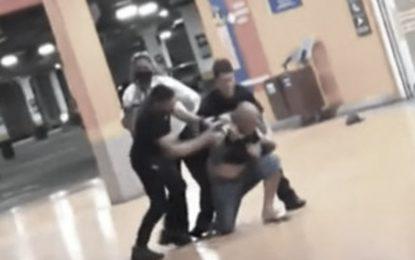 Seguranças do Carrefour em Porto Alegre espancam homem negro até a morte
