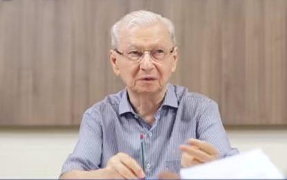 Empresário Jorge Batista festeja 90 anos de vida