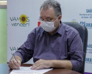 Piauí confirma 07 mortes e mais 449 casos de Covid-19 em 24h